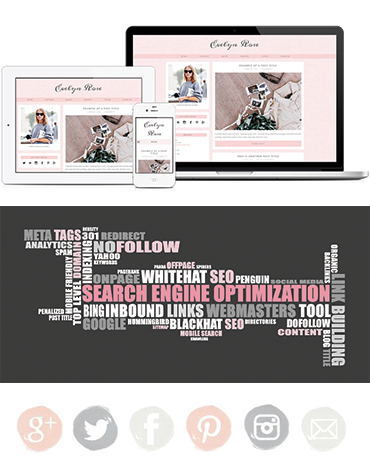 Webdesign creation site internet responsive referencement reseaux sociaux